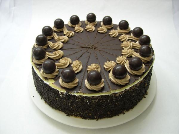 Trüffel-Torte